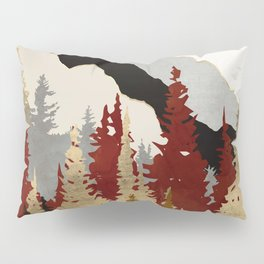 Autumn Trees Pillow Sham