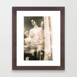 Silent Film Framed Art Print