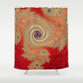 Simorgh Shower Curtain