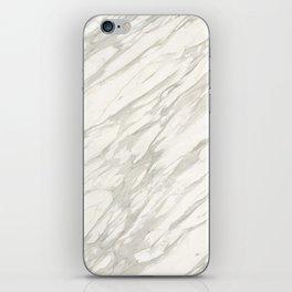Calacatta gold iPhone Skin