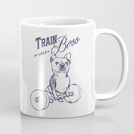 Train Like a Boss Coffee Mug