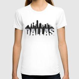 Dallas Silhouette Skyline T-shirt