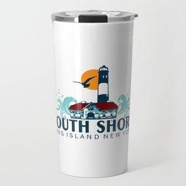South Shore - Long Island. Travel Mug