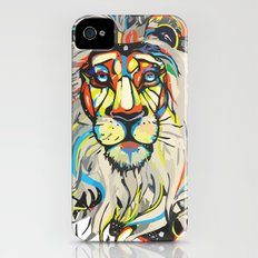 The Lion  Slim Case iPhone (4, 4s)