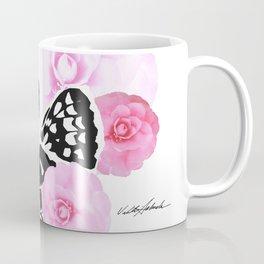 Camellia Blush Coffee Mug