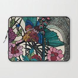 """Bird of Paradise"" by Margaret Preston Laptop Sleeve"