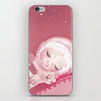 sleep iPhone & iPod Skins featuring Sleep by Diana_Amaral