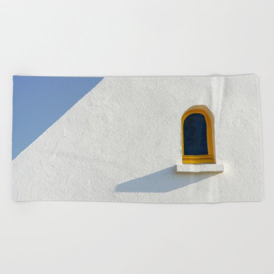 The other side Beach Towel