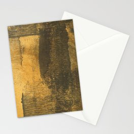 Yellow olive Stationery Cards