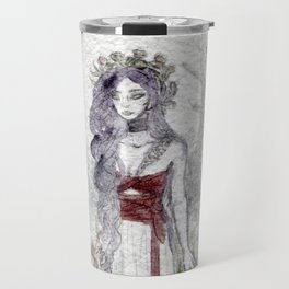The Empty Live There/Carrion Flowers Travel Mug