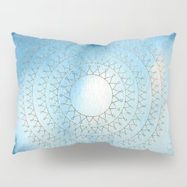 We ran as if to meet the moon Pillow Sham