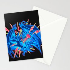 VAMPIRE BAT: STAKED! Stationery Cards