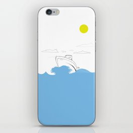 Cruise iPhone Skin