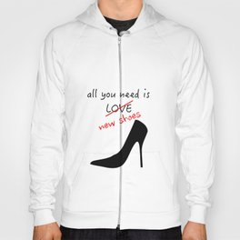 Shoes Hoody