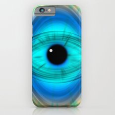 Eye abstract Slim Case iPhone 6s