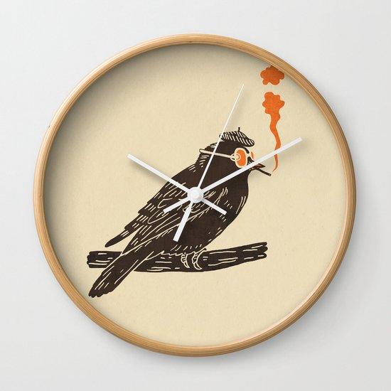 Beaknik  Wall Clock