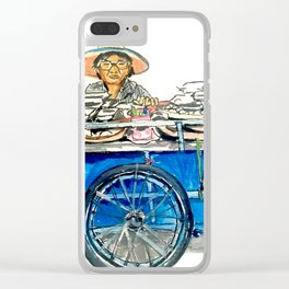 Bangkok Clear iPhone Case