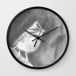 Bird # 1 Wall Clock