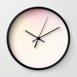 Yellow Sand (66) Wall Clock