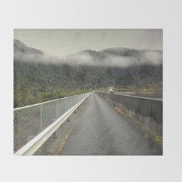 MacIntosh Dam Wall Throw Blanket