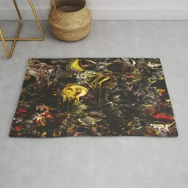 The Depth of Disgust Rug