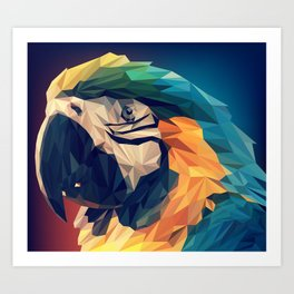 brids Art Print