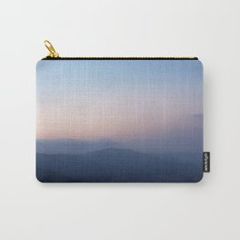 Blue Hills at Sunset Carry-All Pouch