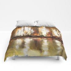 Brown City Comforters
