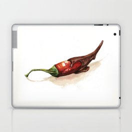 Chocolate Covered Pepper Laptop & iPad Skin