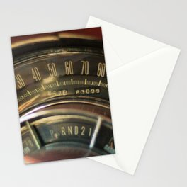 Miles to go Stationery Cards