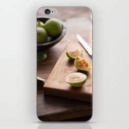 Fresh Figs iPhone Skin