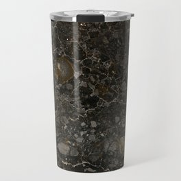 Marble Texture Surface 12 Travel Mug