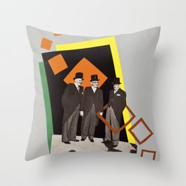 prisioners Throw Pillow