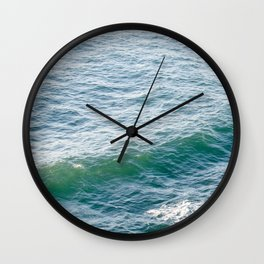 Make Waves Wall Clock