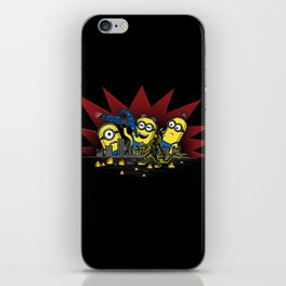 Despicable Playtime iPhone Skin
