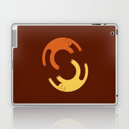 Me and me (designer) Laptop & iPad Skin