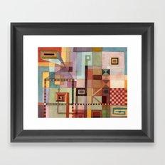 PK 1 Framed Art Print