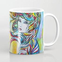 Threads  #society6 #decor #buyart Coffee Mug