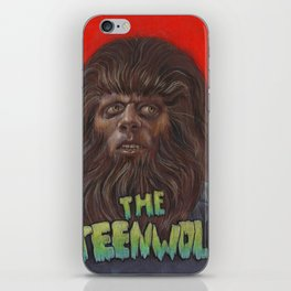 The Teen Wolf iPhone Skin