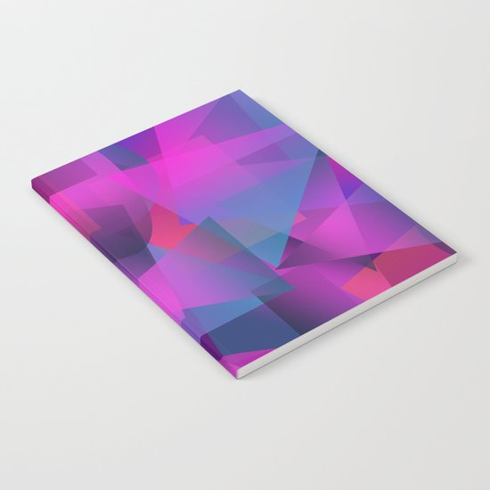 Abstract cube Notebook