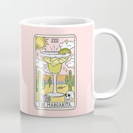 Margarita Reading (Updated) Coffee Mug