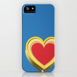 *heart* iPhone Case