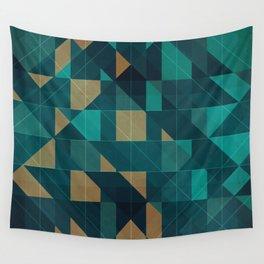 Shuffling Wall Tapestry