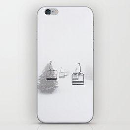 Lift To Heaven iPhone Skin
