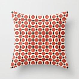 _loustic Throw Pillow