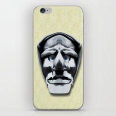 mamuthones iPhone & iPod Skin