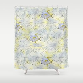 Lookdown Fish Shower Curtain