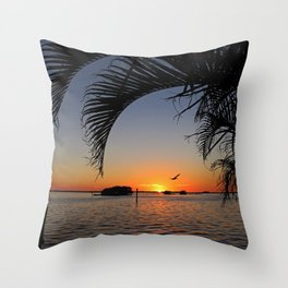 Every Minute Counts I Throw Pillow