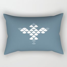 Bluebird Rectangular Pillow