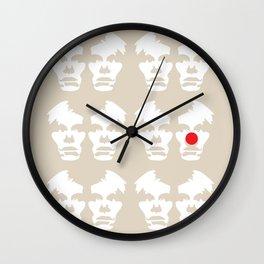 Clowning Around (minus) Wall Clock